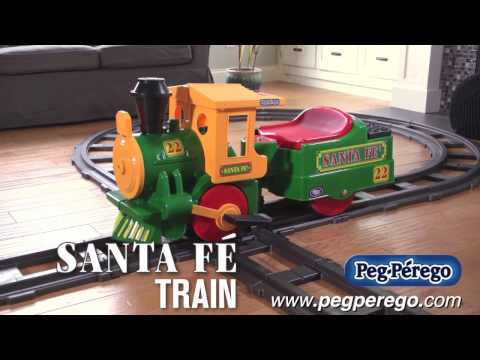 Santa Fe - Ride on Train from Peg Perego