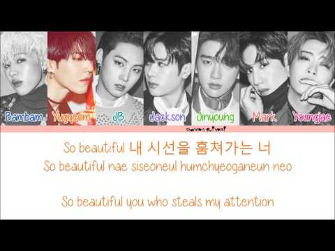 GOT7 - Paradise Color Coded Lyrics (Han/Rom/Eng)