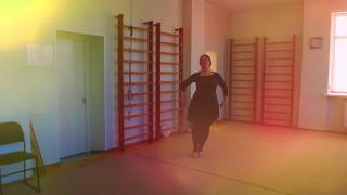 Учим ачарули грузинский танец