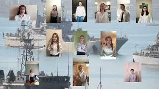 Музыка Н.Ниловой, стихи Ф.Полак. Исполняет народный вокальный ансамбль