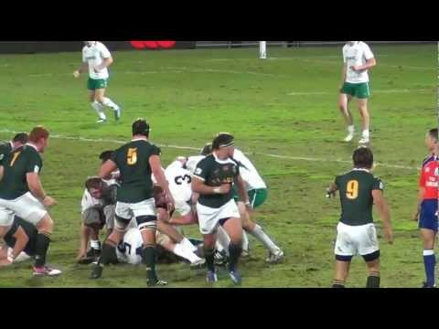 south africa junior rugby world cup 2012 video 5