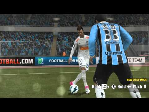 "FIFA 13 ""New Skills"" Tutorial (PS3)"