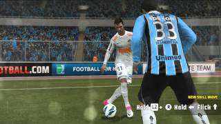 FIFA 13 'New Skills' Tutorial (PS3)