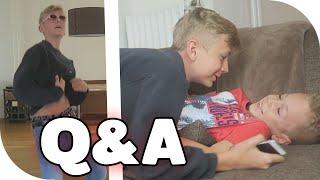 Q&A MET BROERTJE: TUUR'S VRIENDIN & VERKRACHTING?!