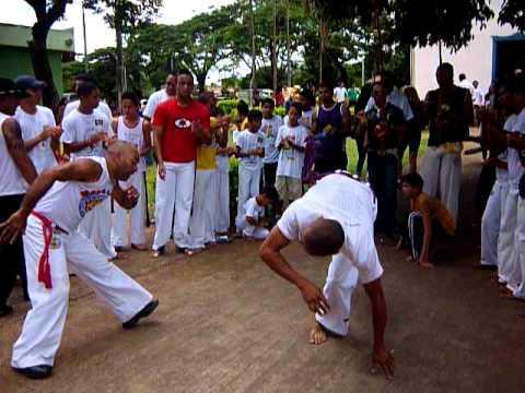 roda de rua Planaltina DF G Capoeira na veia..