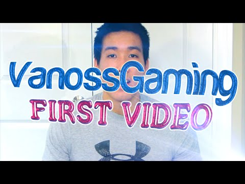Thumbnail: VanossGaming First Known Video Ever! | Youtubers First Videos Ever | Youtubers First Time