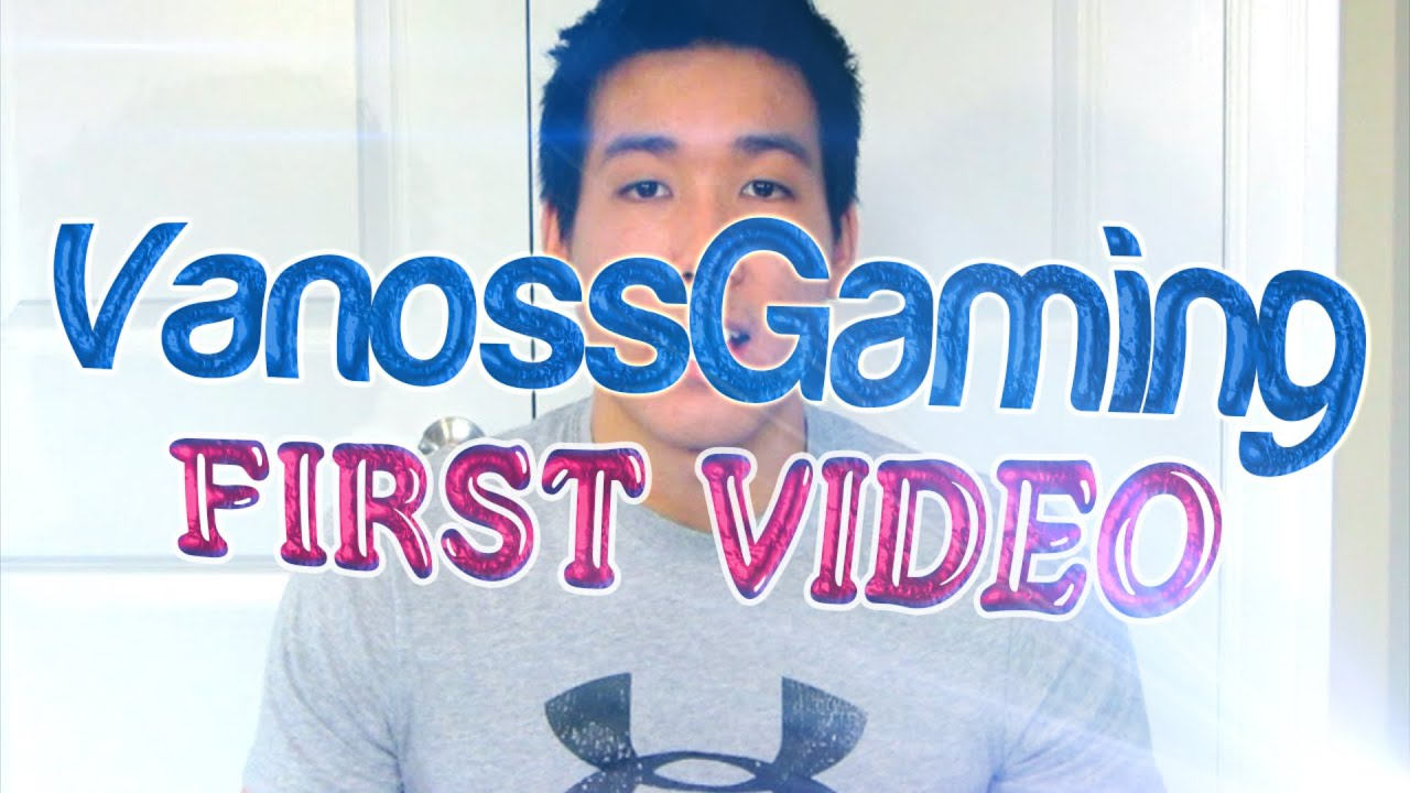 Vanossgaming First Known Video Ever  Youtubers First -1868