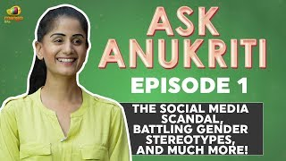 The Social Media, Stereotypes & Much More | Ask Anukriti Ep 1 Promo | Battling Gender Stereotypes