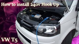 Caravan & Motorhome - Electrical - Mains Hook Up ...
