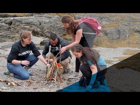 WEX Internship Kick-Off: Cow Island 2018 - YouTube
