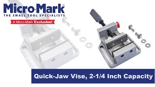 Quick Jaw Vise Item #82546