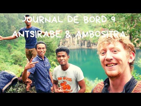 JOURNAL DE BORD 9 // ANTSIRABE, AMBOSITRA //