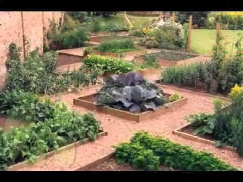 backyard vegetable garden ideas youtube