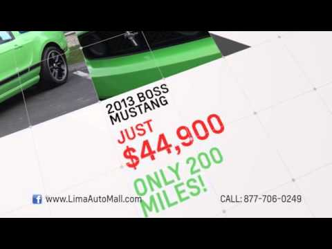 Lima Auto Mall Commercial April Used Car 2017