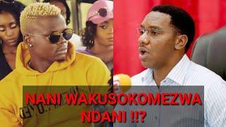 HARMONIZE AVIMBISHA KIFUA, AMJIBU MAKONDA KIMZAHA MZAHA!!