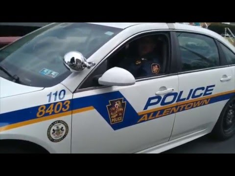 Allentown PD Can't Stop Showing Their True Colors