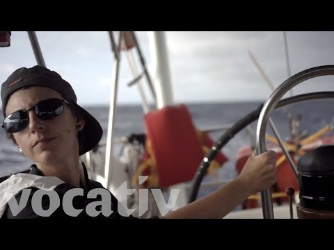These Coders Work And Live On The Open Sea