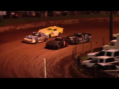Winder Barrow Speedway Advanced Four Cylinders 8/22/15