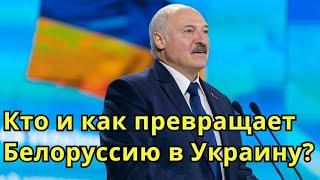 Перед выборами Лукашенко затеял КОНФЛИКТ: Кто и как превращает Белоруссию в Украину?