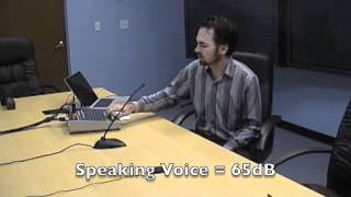 Microphone Selection for Conference Rooms