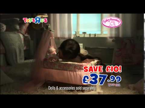 Baby Annabell At Toys R Us UK