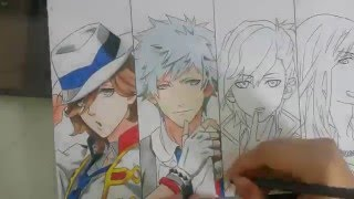 Speed Drawing - Quartet Night (Uta no Prince-sama!)