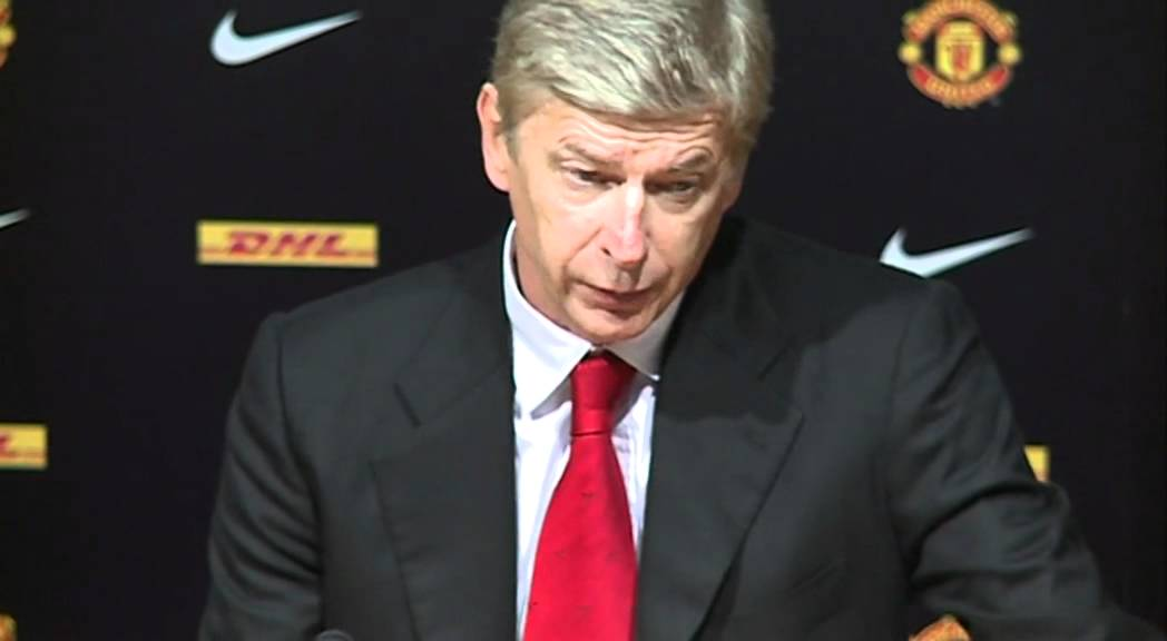 Download Manchester United 8-2 Arsenal - Wenger's reaction to loss   English Premier League 2011-2012