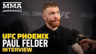 UFC Phoenix: Paul Felder Says 155 Division Might Need Interim Belt in Khabib Nurmagomedov's Absence
