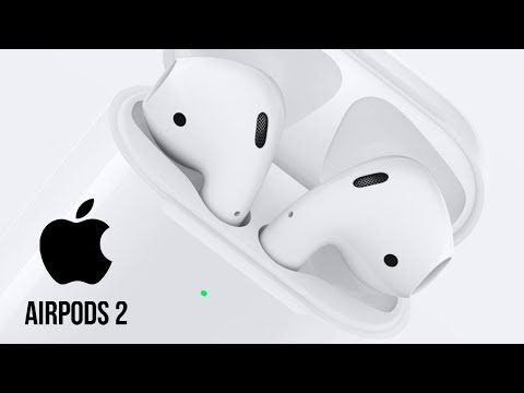 AirPods 2 FIRST LOOK! Apple's NEW AirPower Wireless Charger, Next Generation iPod Touch LEAKED!