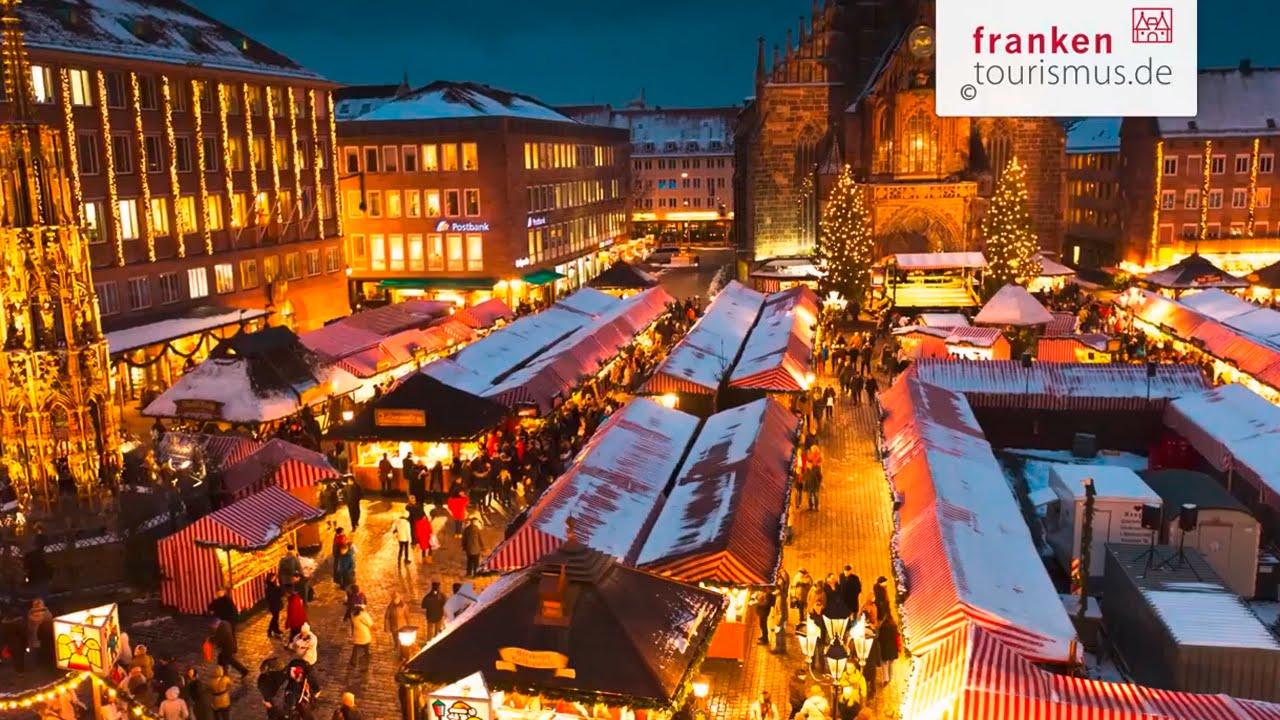 Weihnachtsmarkt Nürnberg.Nürnberger Christkindlesmarkt 2019 Advent Weihnachtsmärkte In Bayern