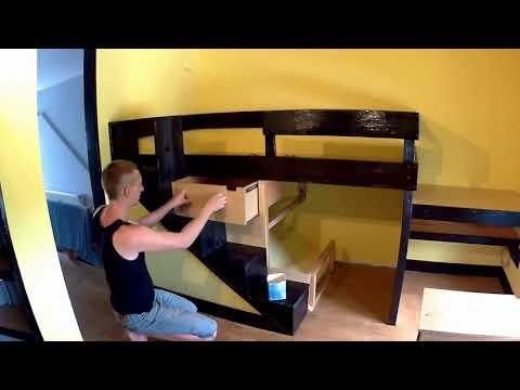 Видео ремонт детской комнаты