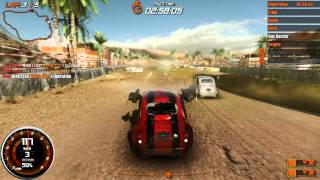 Gas Guzzlers: Combat Carnage - Beta Gameplay with The Ficho