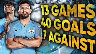 Should Manchester City Start Gabriel Jesus & Sergio Aguero As A Front Two?! | #UCLReview