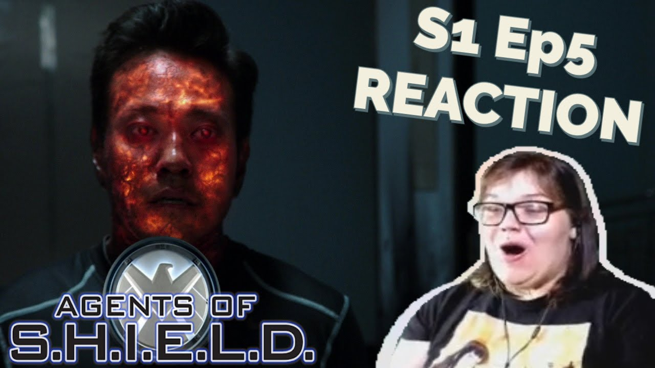 Download Agents of Shield Season 1 Episode 5 Girl in the Flower Dress   Reaction
