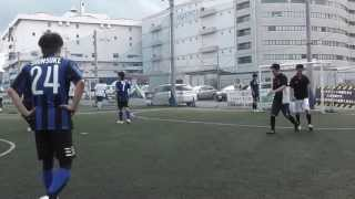 2013年 6月 29日 第四試合  茅ヶ崎北陵ハンドボール部OB