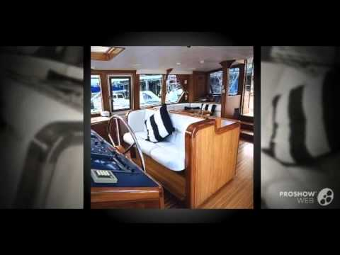 Alloy yachts pilothouse pacific eagle sailing boat, daysailer year - 1990