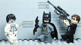 Lego Train Batman Escape from Zombie Attack Final Episode