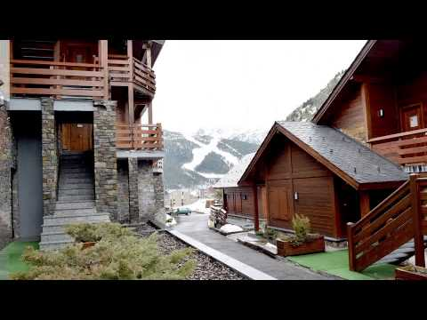 video promocional apartamento Andorra