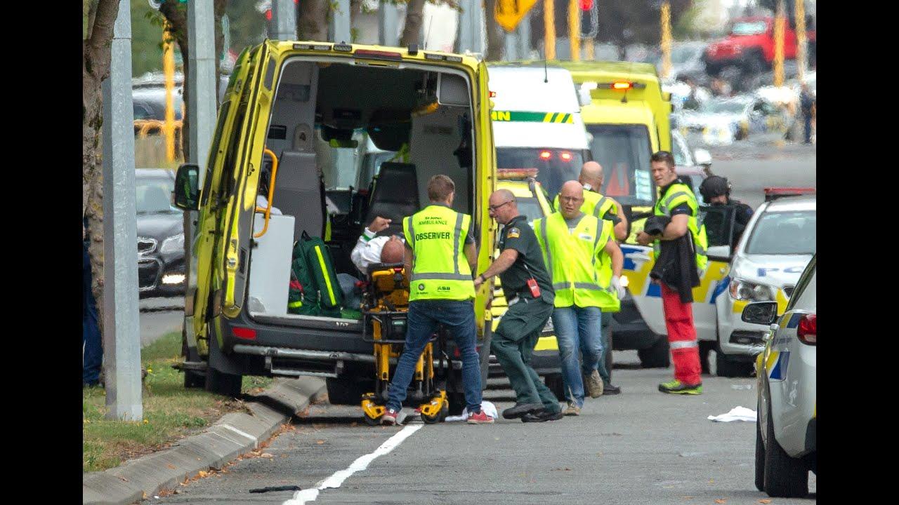 Nuova Zelanda: attacco alle moschee, decine di morti #1