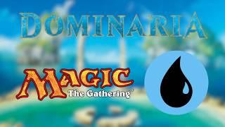 AZUL - Dominária - Todos os Cards - Magic the Gathering - Spoilers - Game Over