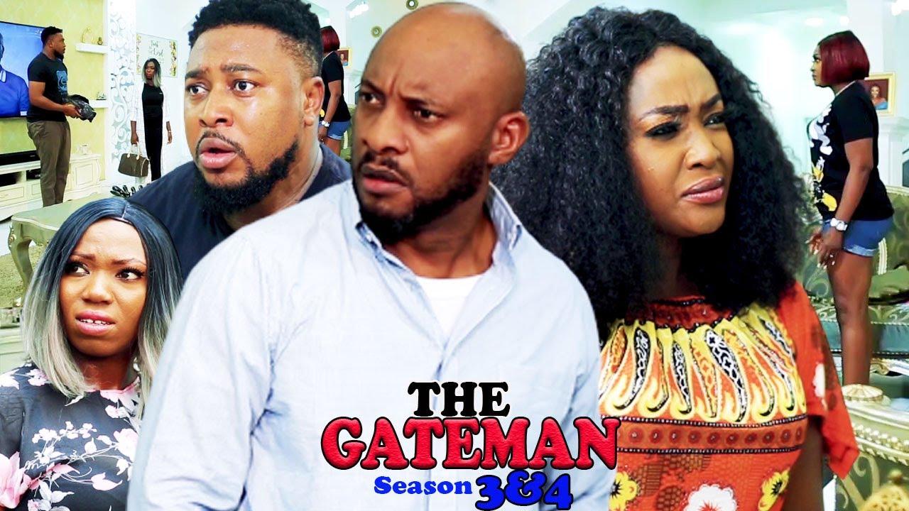 Download THE GATEMAN SEASON 4 {NEW HIT MOVIE} - YUL EDOCHIE|LIZZY GOLD|NOSA REX|2021 NIGERIAN NOLLYWOOD MOVIE