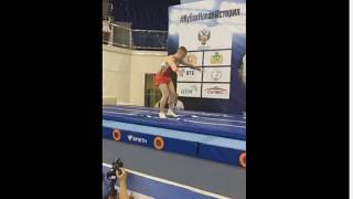 Denis Abliazin VT 1 - Cup of Russia (Day 1)