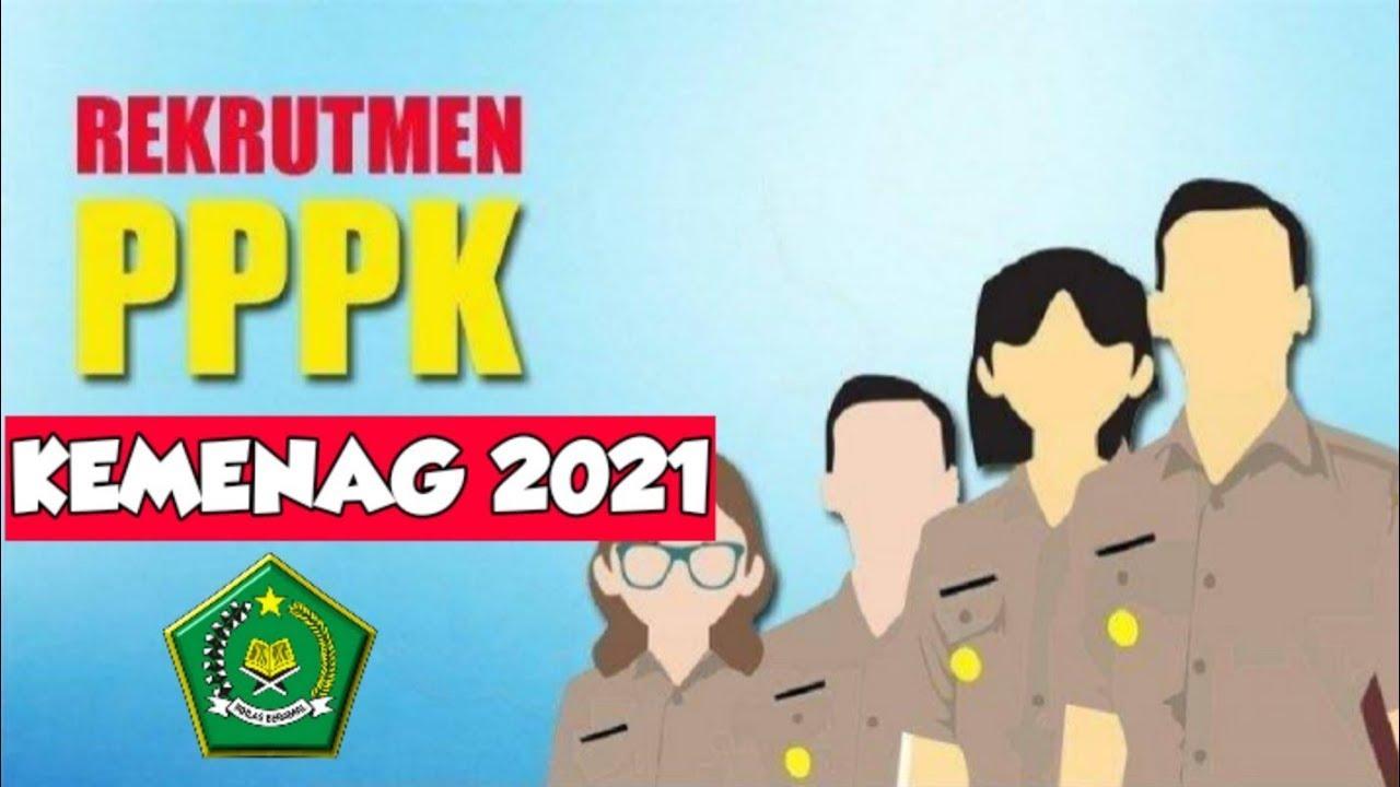 20++ Formasi p3k kemenag 2021 info cpns terbaru