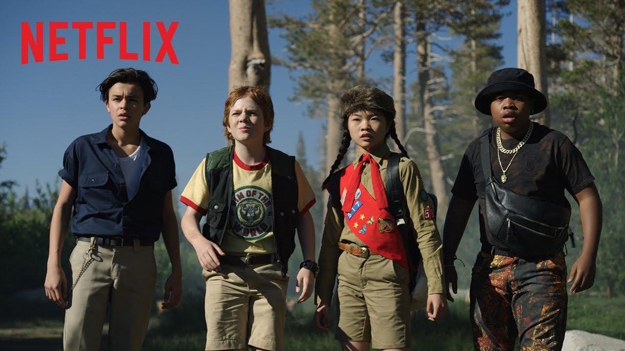 Rim of the World | Officiële trailer [HD] | Netflix