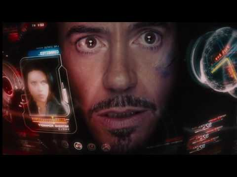 All Iron Man HUD s up to Civil War