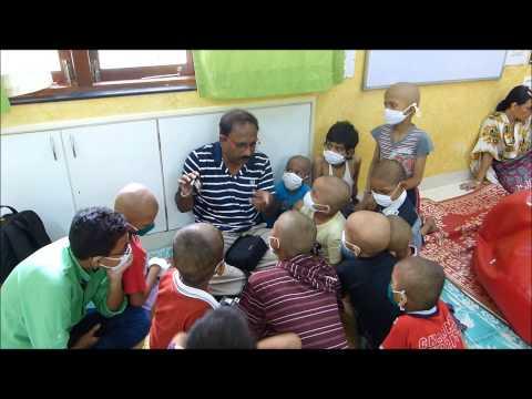 My Movie wmv Rajen Nair Photo workshop for cancer children, Parel