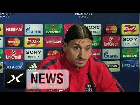 "Zlatan Ibrahimovic: ""Ich will, dass Terry spielt"" | FC Chelsea - Paris Saint-Germain"