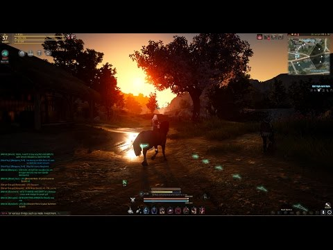 Black desert online How to recover workers