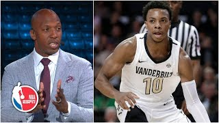Darius Garland a 'no brainer' to be 4th overall pick - Chauncey Billups | 2019 NBA Draft Preview