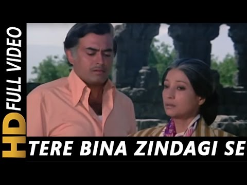Tere Bina Zindagi Se Koi Shikwa To Nahin | Lata...